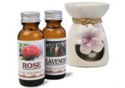 Bottle of Rose Aroma Oil 30CC