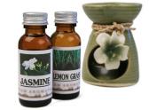 Bottle of Jasmine Aroma Oil 30CC