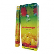 Flute Hexa Incense Sticks - African Seven Peppers