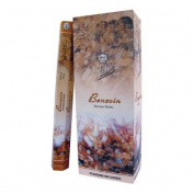 Flute Hexa Incense Sticks - Benzoin