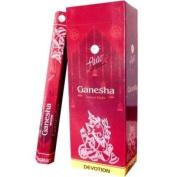 Flute Hexa Incense Sticks - Ganesha