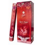 Flute Hexa Incense Sticks - Love Magic