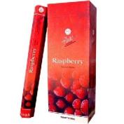 Flute Hexa Incense Sticks - Raspberry