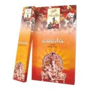 Flute Masala Rectangular Incense Sticks - Ganesha