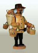 German Incense Smoker Basket Trader Natural, 20cm
