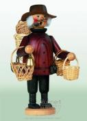 German Incense Smoker Basket Trader, 20cm