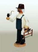 German Incense Smoker Carpenter 20cm