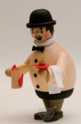 German Incense Smoker, Waiter, 15cm
