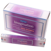 Satya Imagination Nag Champa Incense Sticks - 15g Pack