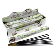 Stamford Premium Hex Range Incense Sticks - White Musk 37109
