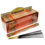 Tulasi Incense Sticks (Firdaus) - 8 Stick Square Pack