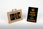 Keep Calm and Call Batman Photo Fridge Magnet