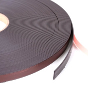 PREMIUM SELF ADHESIVE MAGNETIC TAPE MAGNET STRIP 20mm x 5 metres - FREE UK DELIVERY