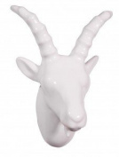 Zoo Billy Goat Coat Hook, White