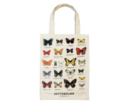 Ecologie Multi Butterfly Tote Bag