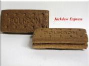 2 Pack Bourbon Biscuit Fridge Magnets W57m L26 D10mm