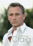 Daniel Craig High Quality Steel FRIDGE MAGNET Magnet