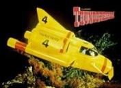 Thunderbirds TB4 FRIDGE MAGNET 604