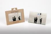 Banksy Tesco Generation Photo Fridge Magnet 6x9cm