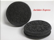 2 Pack Oreo Biscuit Fridge Magnets W45m D10mm