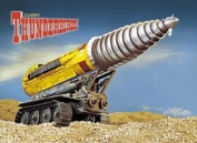 Thunderbirds The Mole steel fridge magnet
