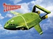 Thunderbirds 2 High Quality Steel FRIDGE MAGNET Magnet