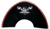 Amscan Pirate Pirate Hat, Red