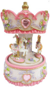 Musicbox World 14231 170 mm The Carousel Playing a Little Night Music