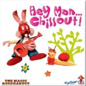 Magic Roundabout 'Dylan & Brian' Fridge Magnet