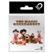 Magic Roundabout 'Characters' Fridge Magnet