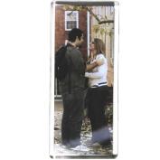 10 Jumbo Blank Photo Fridge Magnet 119 x 47 mm Insert E1304