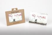 Banksy No Future Photo Fridge Magnet