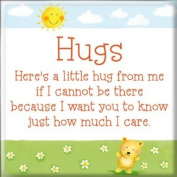 Fridge Magnet - Hugs