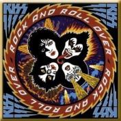 """KISS """"Rock & Roll Over"""" Album Cover Fridge Magnet"""