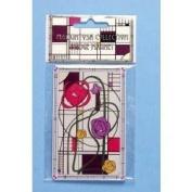 Mackintosh Collection Fridge Magnet