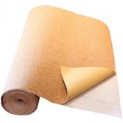 Self-Adhesive Craft Cork Sheet 100x45cm