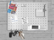 Master of Boards® Stainless Steel Magnetic Memo Board - Shanghai - 35x50cm