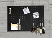 Master of Boards® Stainless Steel Magnetic Memo Board - Monaco - 35x50cm