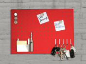 Master of Boards® Stainless Steel Magnetic Memo Board - Washington - 35x50cm