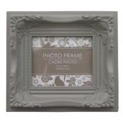 Ornate Magnetic Photo Frame Neutral Light Tonal Colour Ornate Style