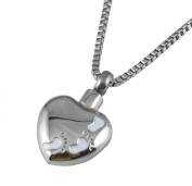 Urns UK Ash Jewellery Chelsea Design 9 Chain Pendant