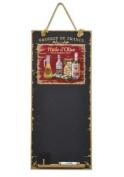 Booth Design Olive Oil Chalkboard