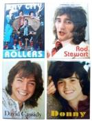 70's Icon Fridge Magnet Pack