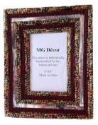 Mg Décor 10.16 x 15.24 cm Photo Frame, Multi