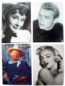 Movie Legends Fridge Magnet Pack