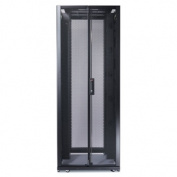 APC - SCHNEIDER AR3357 NetShelter SX 48U 750mm Wide x 1200mm Deep Enclosure with Sides Black