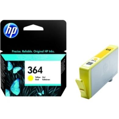 364 Yellow Ink Cartridge
