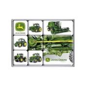 Nostalgic Arts - John Deere Tractors - Magnet Set