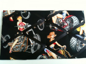 "Pinboards, Notice Boards, Memo Boards,Message Boards ""Biker Chicks"""