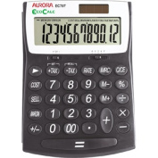 EcoCalc EC707 Large Desktop Calculator